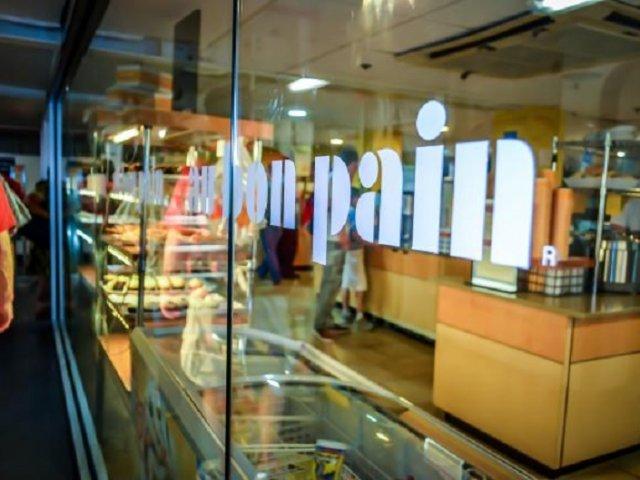 Restaurante Au Bon Pain em Nova York