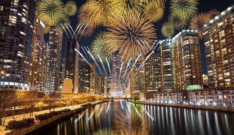 Feriados em Chicago em 2020