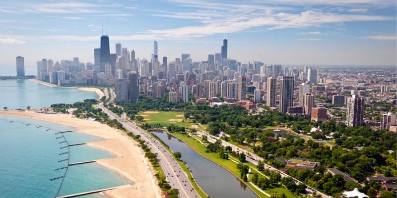 Como enviar dinheiro para Chicago