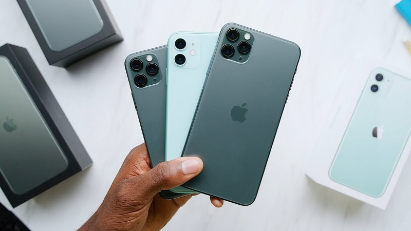 Onde comprar iPhone 11 em Nova York