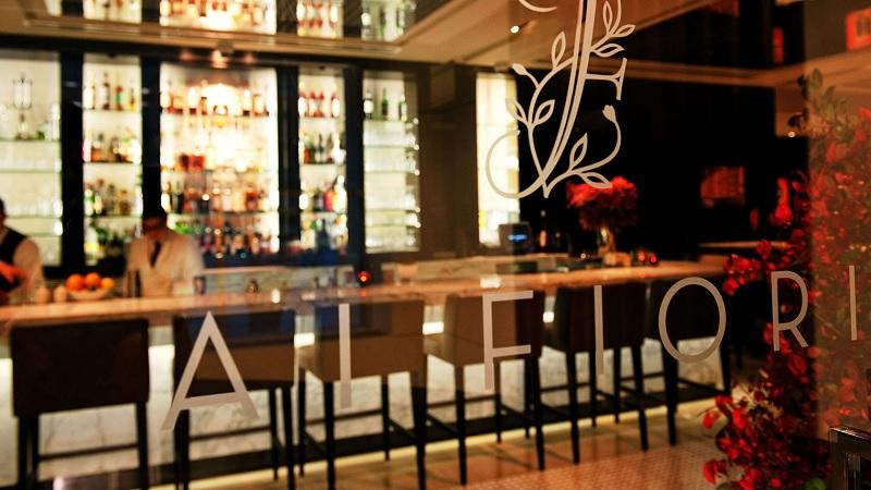 Restaurante AI FIORI em Nova York