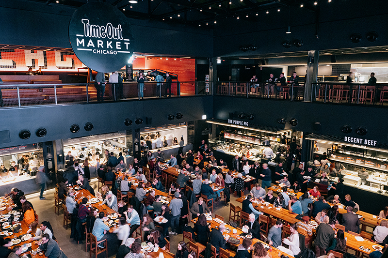 Time Out Market New York no Brooklyn